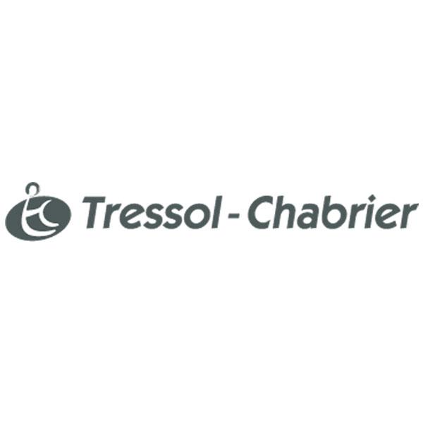 Logo Groupe Tressol-Chabrier Organisation de convention annuelle avec La Courbe Verte à Montpellier