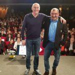 Bernard LAPORTE à la Soirée Prestige CJD à Nîmes organisée par La Courbe Verte à Nîmes