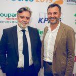 Soirée des Lauréats 2019 de Réseau Entreprendre Occitanie-Méditerranée à Montpellier avec La Courbe Verte